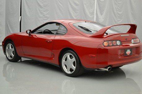 25年Toyota Supra刷新中古價?不改裝反而更值錢!