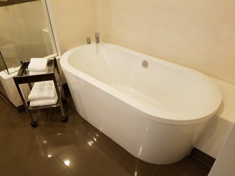 有個浴缸,但是沒用到 圖文來自於:TripPlus