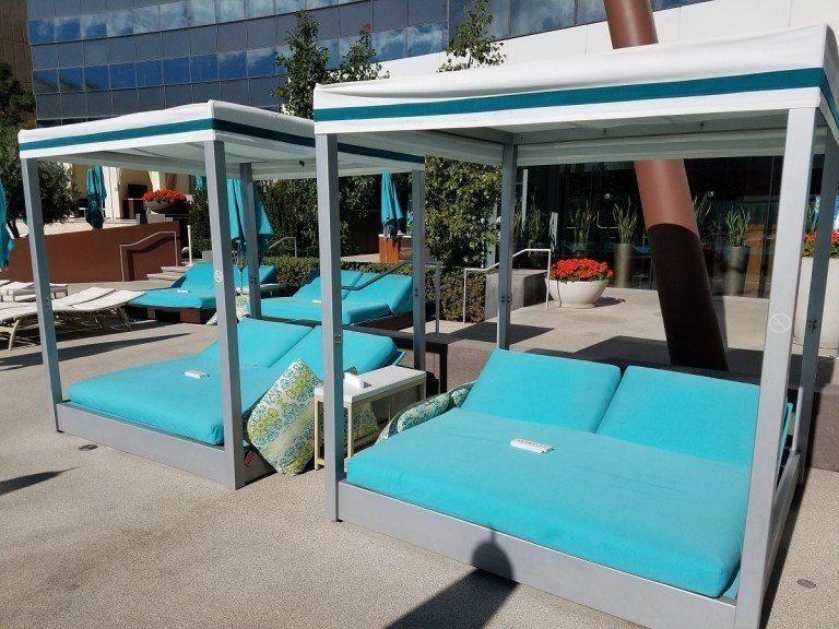 還有Cabana形式的座位可以用 圖文來自於:TripPlus