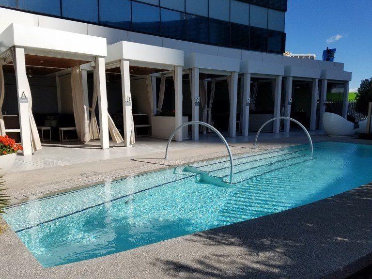 沒有開放使用的小泳池 圖文來自於:TripPlus