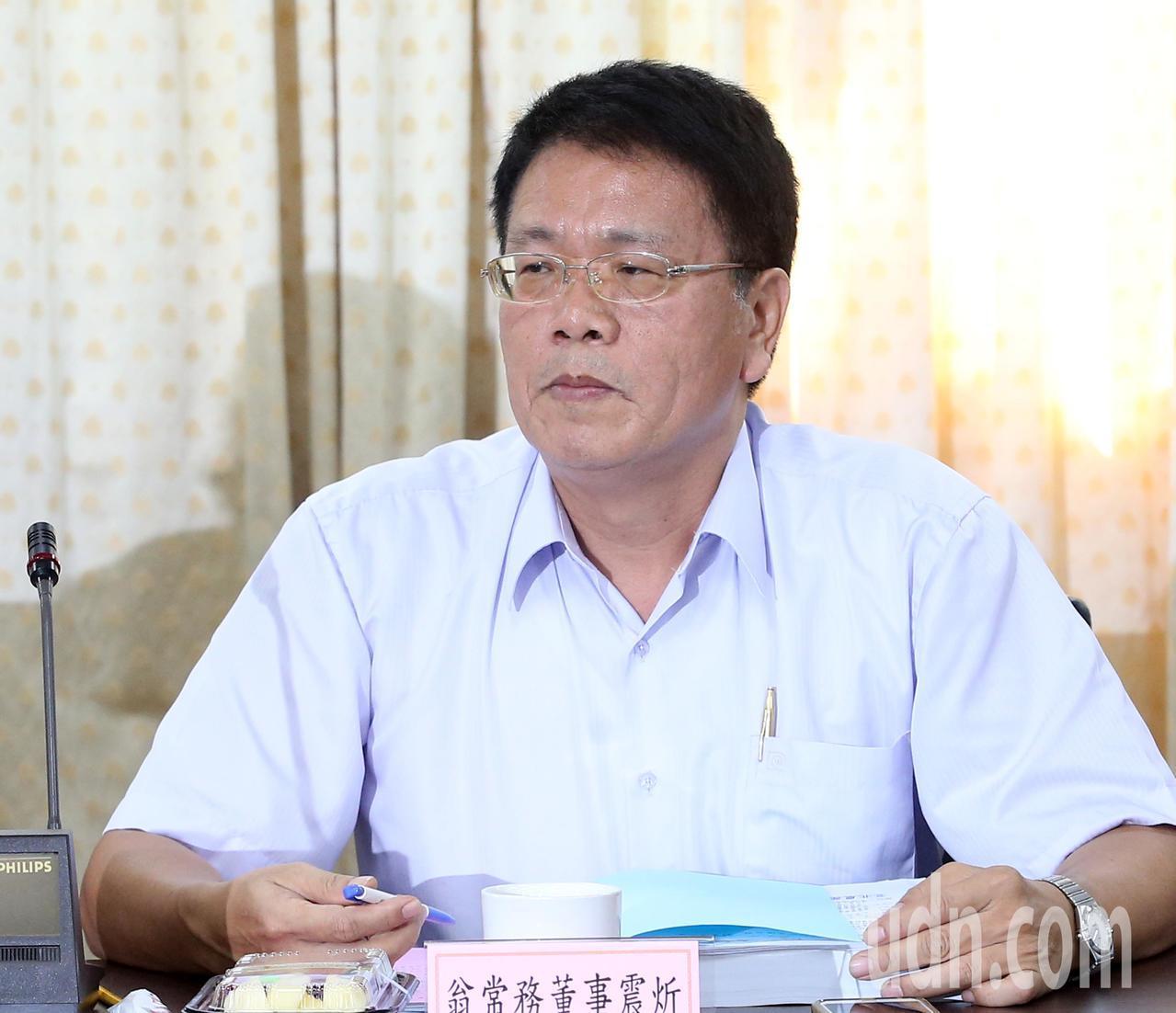 農金局副局長翁震炘。聯合報系資料照/記者林澔一攝影