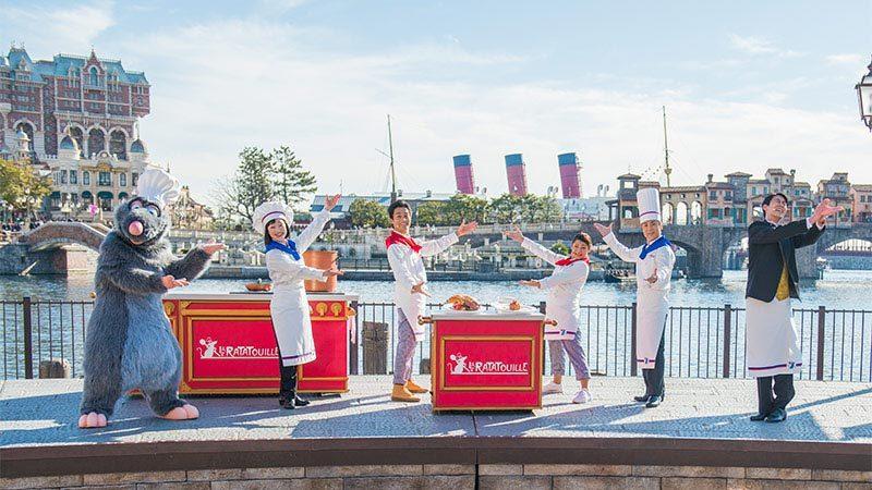 電影《料理鼠王》的超人氣法國餐廳「Ratatouille」今年將再度於地中海港灣...