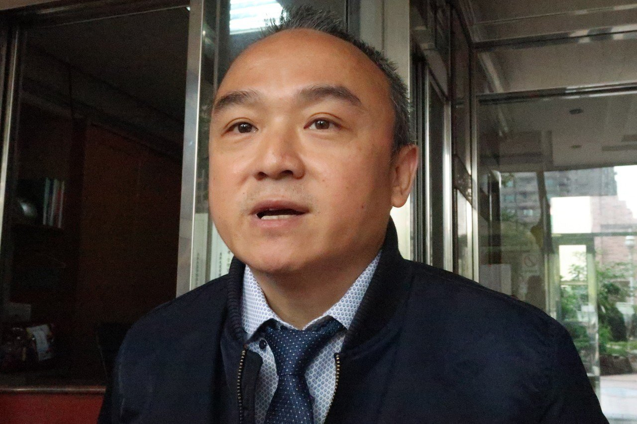 韓國瑜競選辦公室活動總監潘恆旭。聯合報系資料照/記者徐如宜攝影