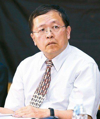 促轉會前副主委張天欽。聯合報系資料照