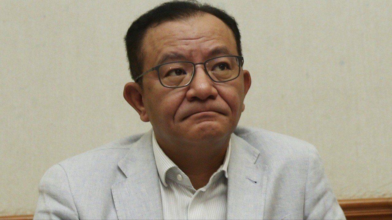 民進黨前立委高志鵬因圖利罪,遭判刑4年6個月定讞。 聯合報系資料照