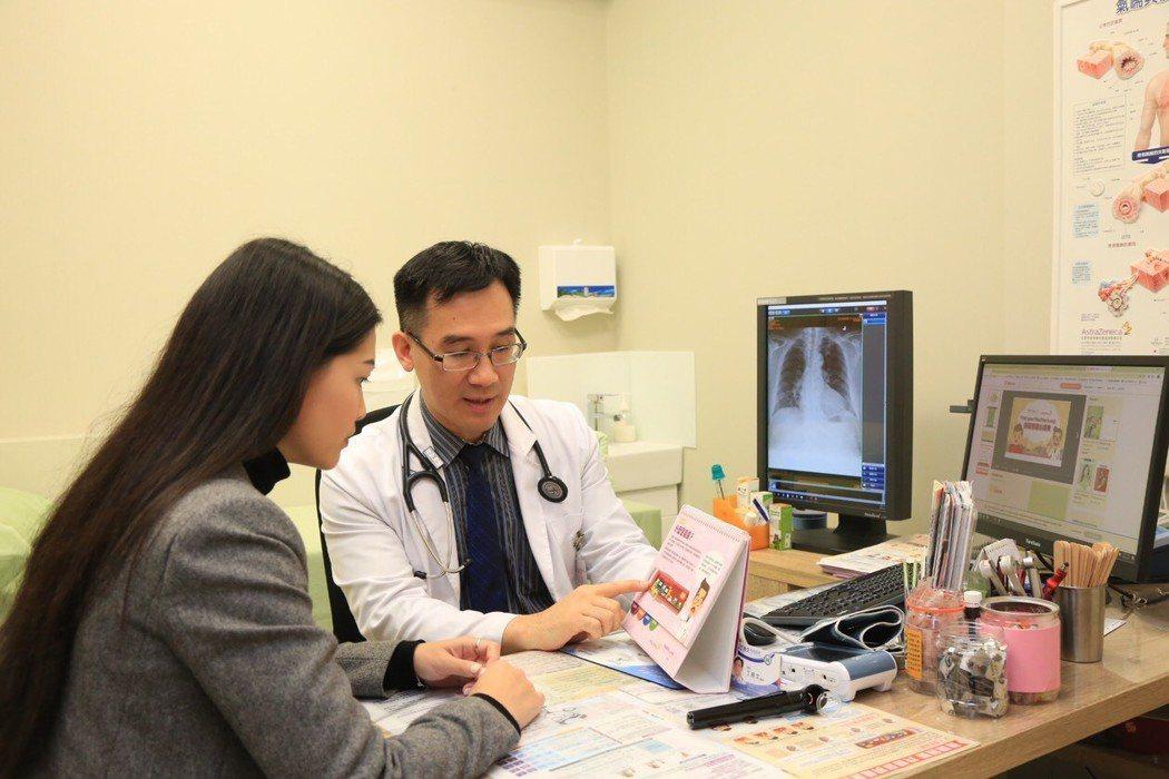 台灣胸腔暨重症加護醫學會與藥廠合作推動的「Healthy Lung台灣健康肺計劃...