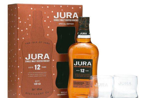 吉拉12年威士忌 豐富平衡口感送禮有品味