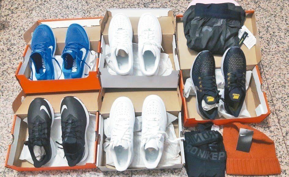 最近,全家買了好幾雙運動鞋和運動褲,就是要改善勞動及運動不均衡的生活型態。 圖╱...