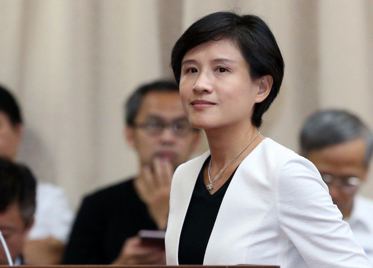 文化部前部長鄭麗君。圖/本報系資料照片