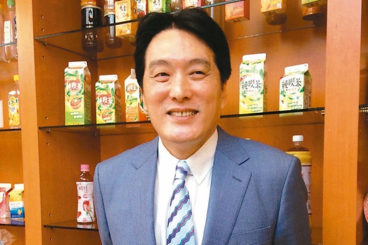 統一集團董事長羅智先。 聯合報系資料照片