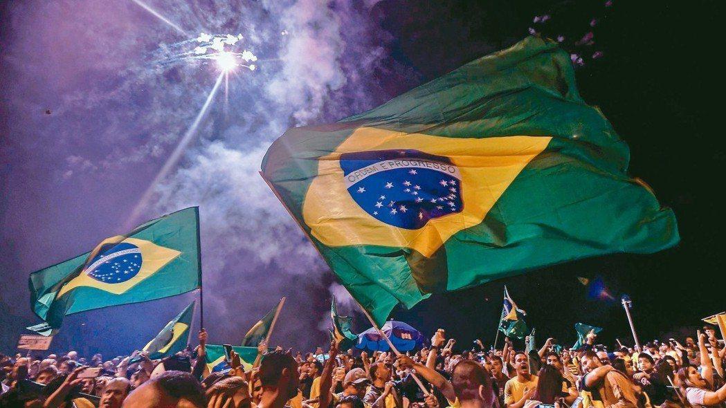 法人指出,全球主要央行更趨鴿派,資金面有利於新興市場表現,且巴西目前政策面仍朝向...