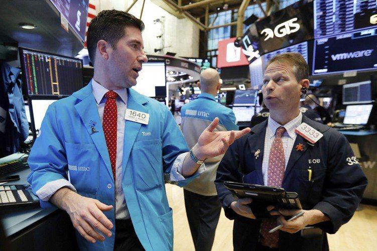 美股近期整體波動有縮小跡象, 系統性風險下降, 投資氣氛改善。美聯社