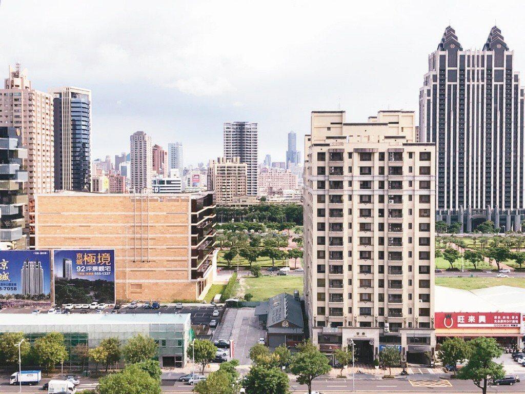 韓國瑜當選後帶動高雄房市利多出籠,高雄房地產市場異常熱絡。聯合報系資料照