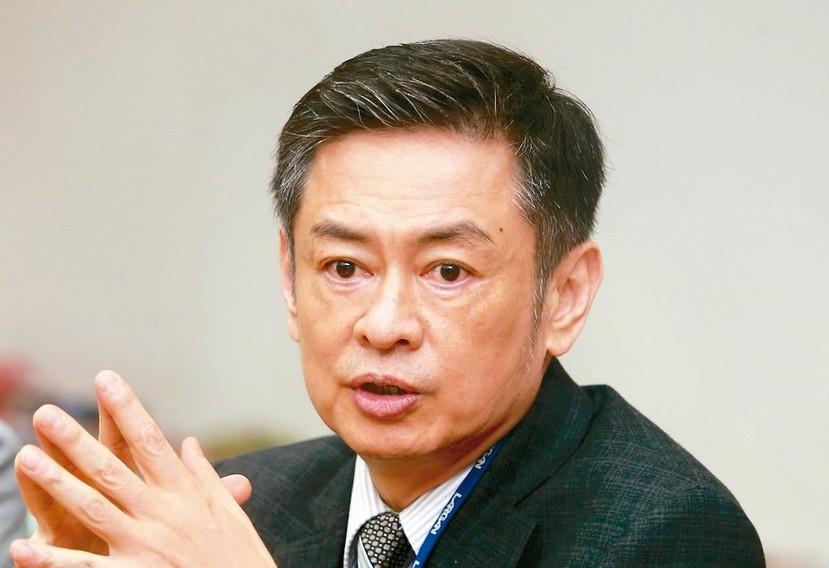 大立光執行長林恩平。 圖/聯合報系資料照片