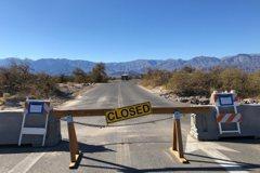 美政府停擺 死谷國家公園靠捐款局部開放