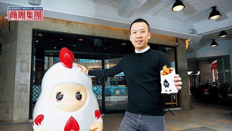 香繼光執行長黃智雄接手父親的路邊攤22年,讓小吃企業化經營、闖出國。(攝影者.楊...