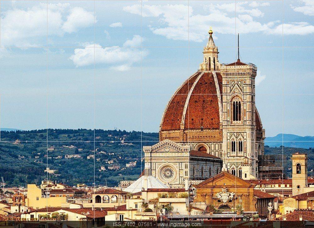 佛羅倫斯是義大利著名觀光景點。 圖/ingimage提供