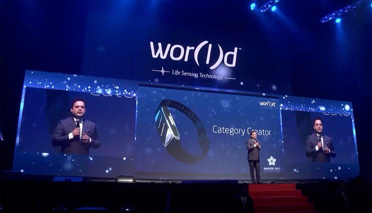 沃德全球公司執行長暨總裁 Fabio Galdi。 圖/沃德 提供