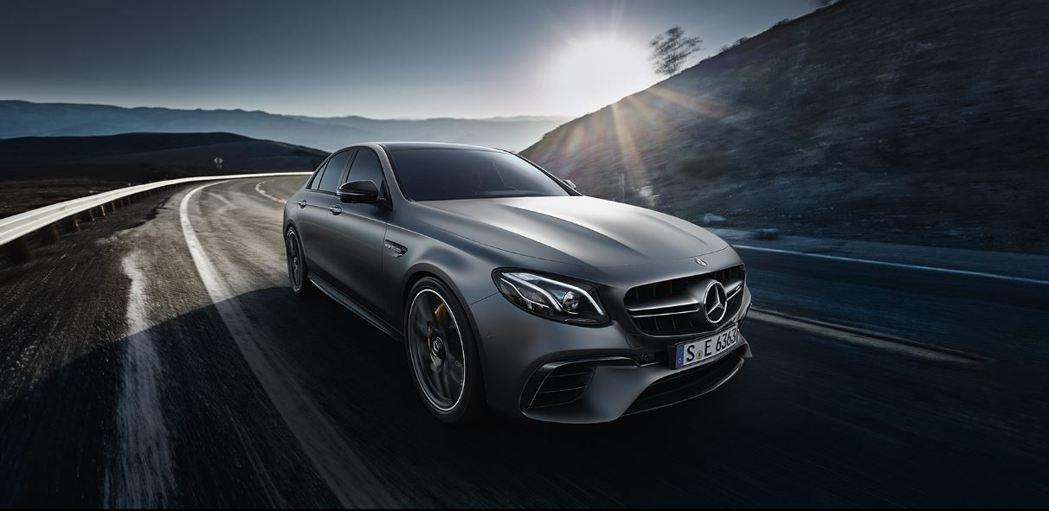 E-Class為Mercedes-Benz第二熱銷的車款。 摘自Mercedes...