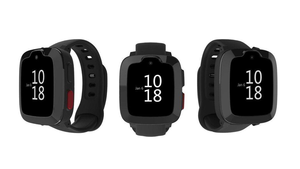 優納比與Omate共同推出經濟實惠的節能智慧手錶「Omate O6S」,具有30...