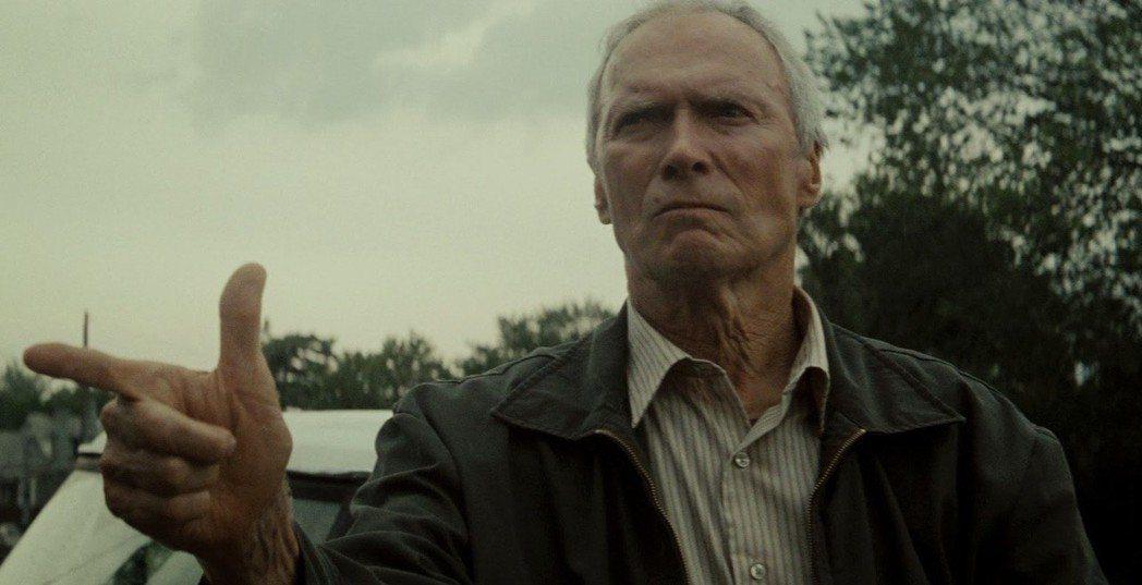 克林伊斯威特曾在10年前的「經典老爺車」貢獻出動人演技。圖/華納兄弟提供