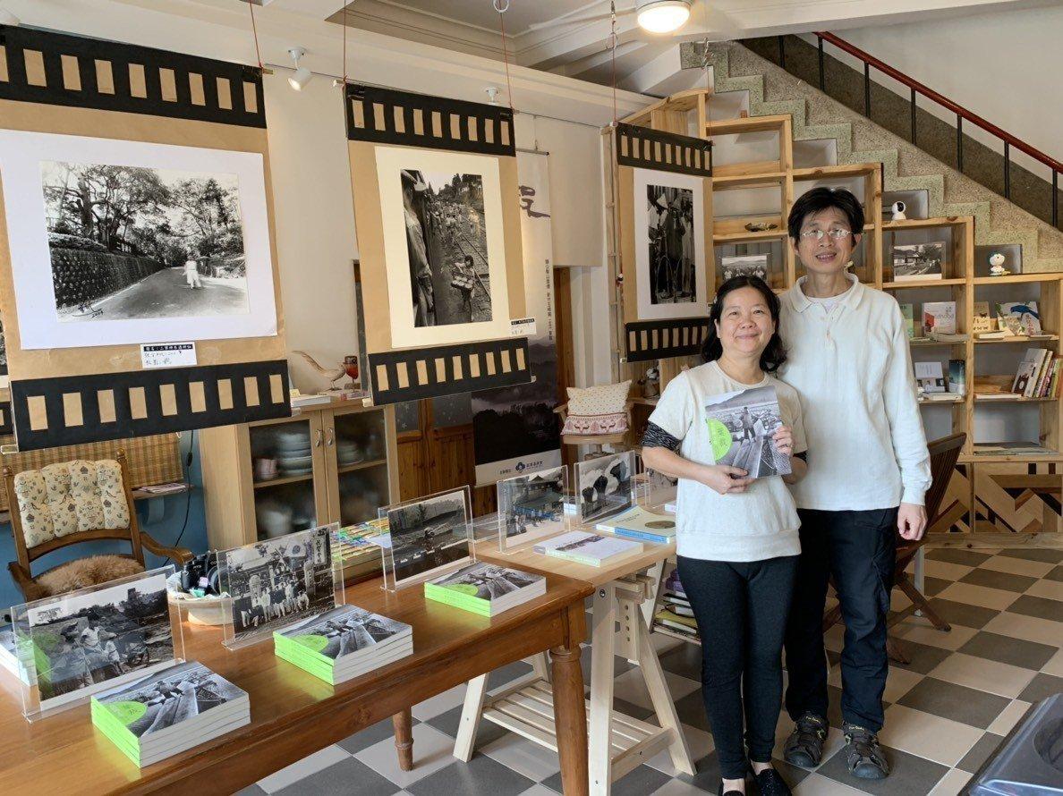 書房未來每2個月都會有不同的主題及展覽,這次的主題是展出台灣鄉土紀實攝影工作者葉...