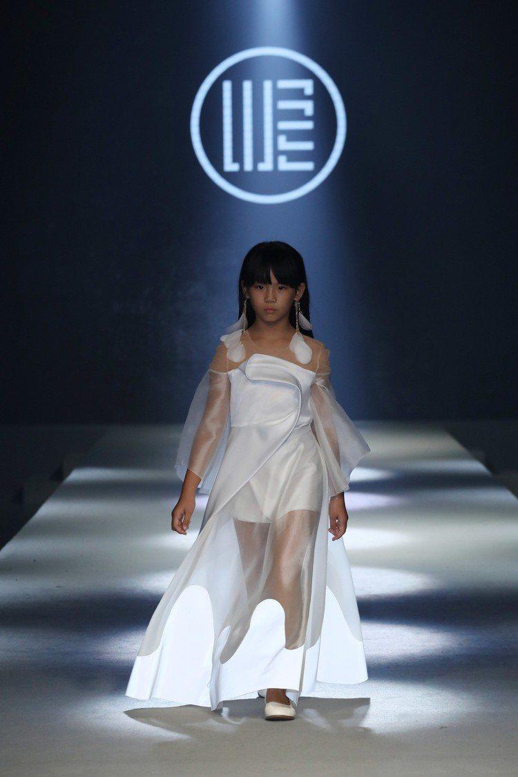 汪俐伶對於跨足親子童裝設計有高度興趣。圖/WANGLILING提供