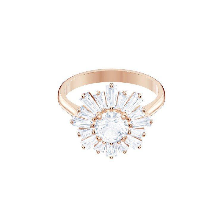 SUNSHINE 戒指,4,990元。圖/施華洛世奇提供