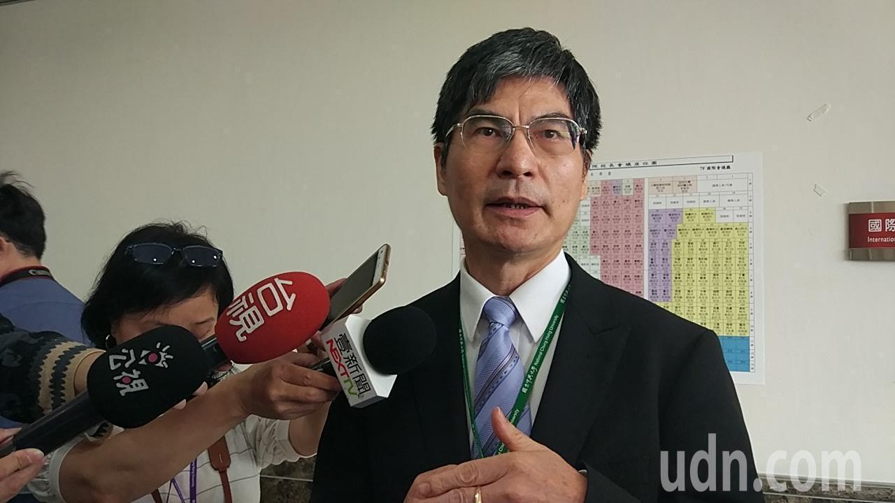內閣改組,科技部長陳良基將接任教育部長。聯合報資料照