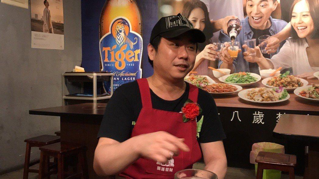 小彬彬溫兆宇在內湖開的店去年已收攤,日前再爆新店也關門。圖/本報資料照