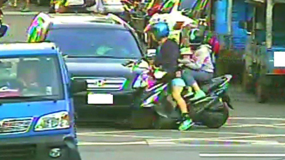 北市交通警察大隊統計,近3年來的交通事故中,6歲以下兒童發生最多死傷的交通工具是...