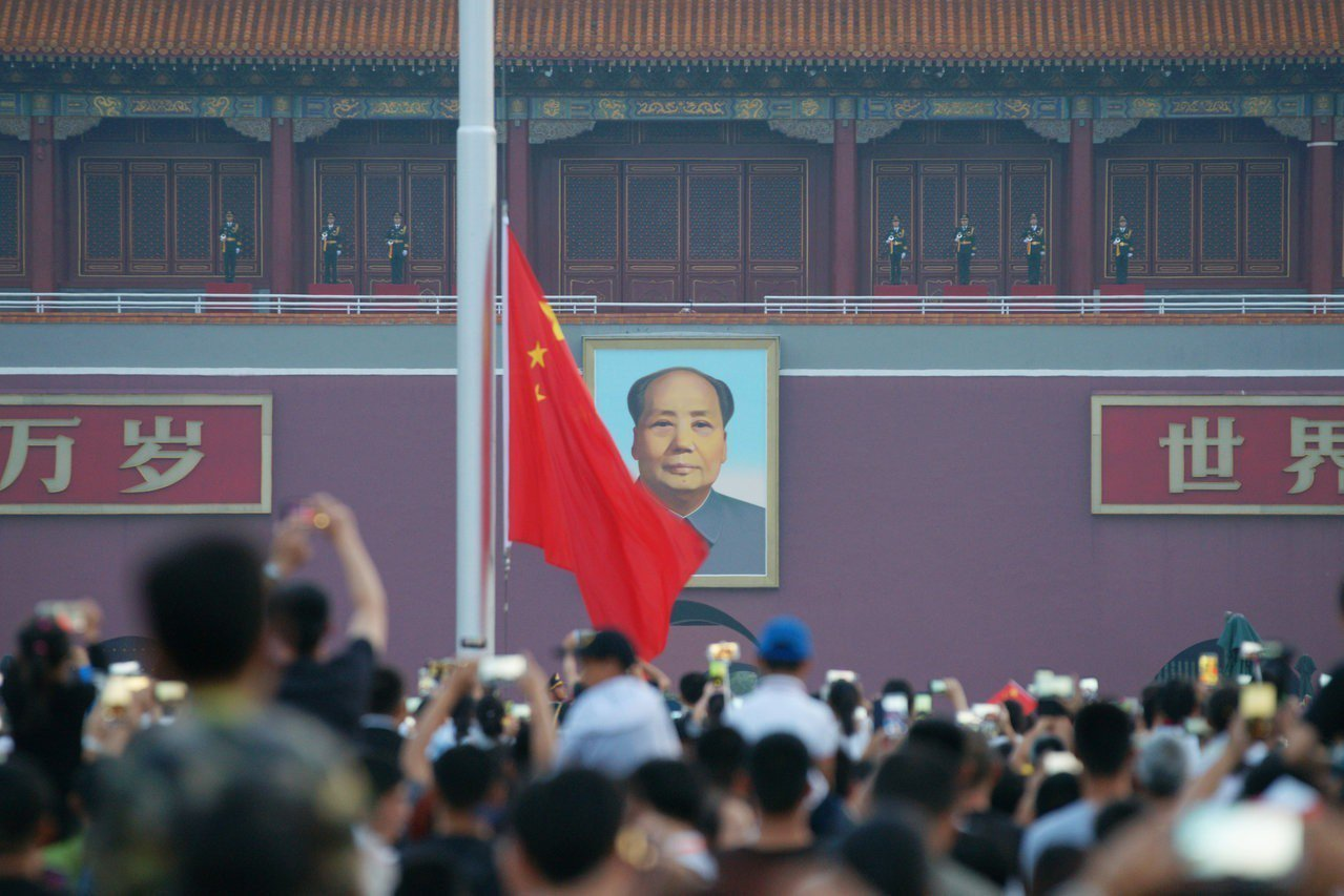 北京擬下修2019年GDP成長目標。路透