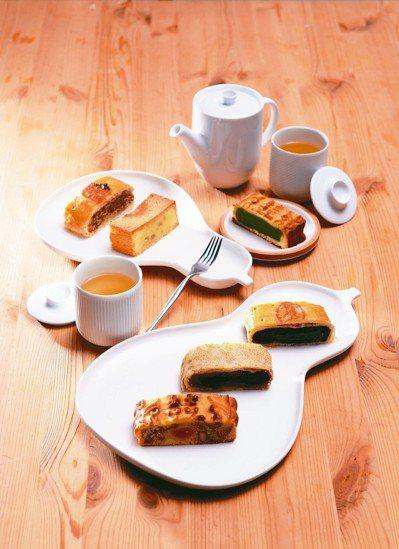舊振南的漢餅經過改良,傳統手工製作卻有著現代的口感。 圖/舊振南提供