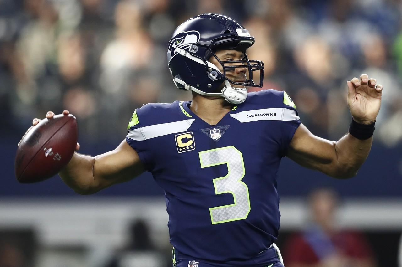 NFL西雅圖海鷹明星四分衛威爾森(Russell Wilson)今年將再度參加洋...