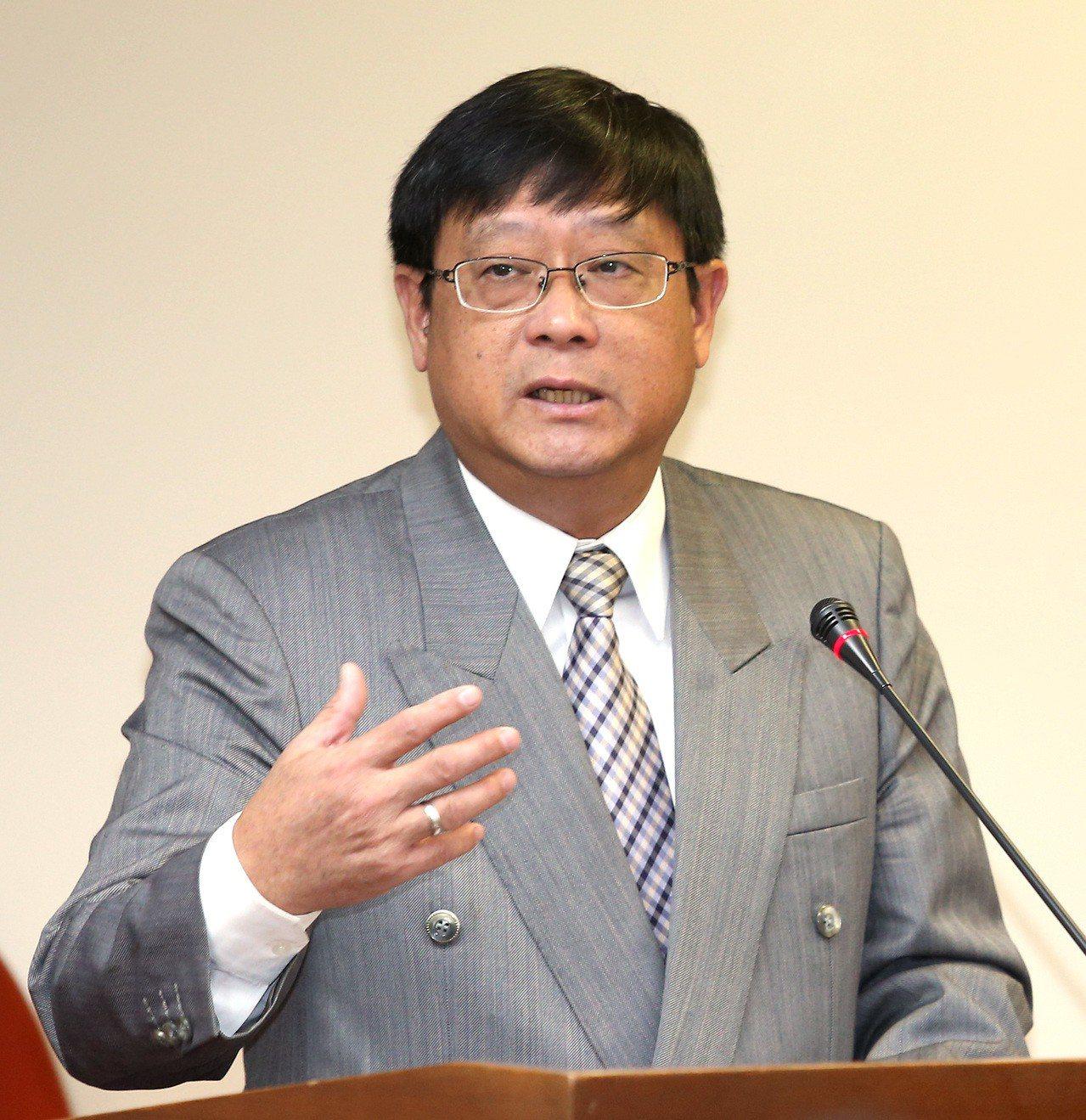 張子敬升任環保署長。 聯合報系資料照/記者林澔一攝影