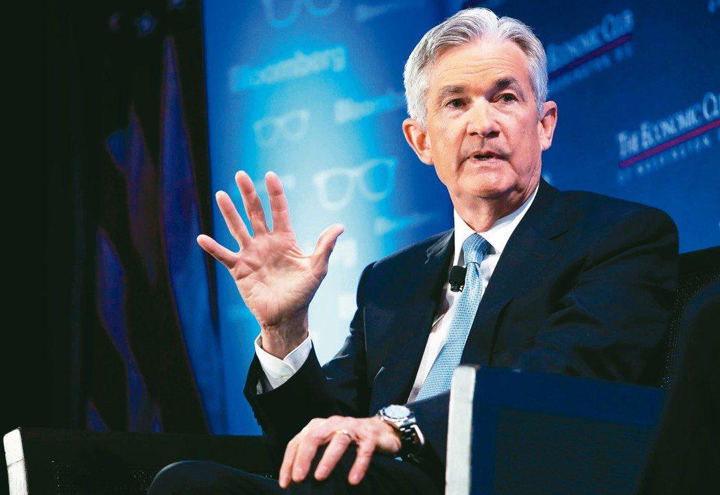 Fed主席鮑爾表示,Fed在再次調整利率之前可以保持耐心,以等待評估全球風險對國...