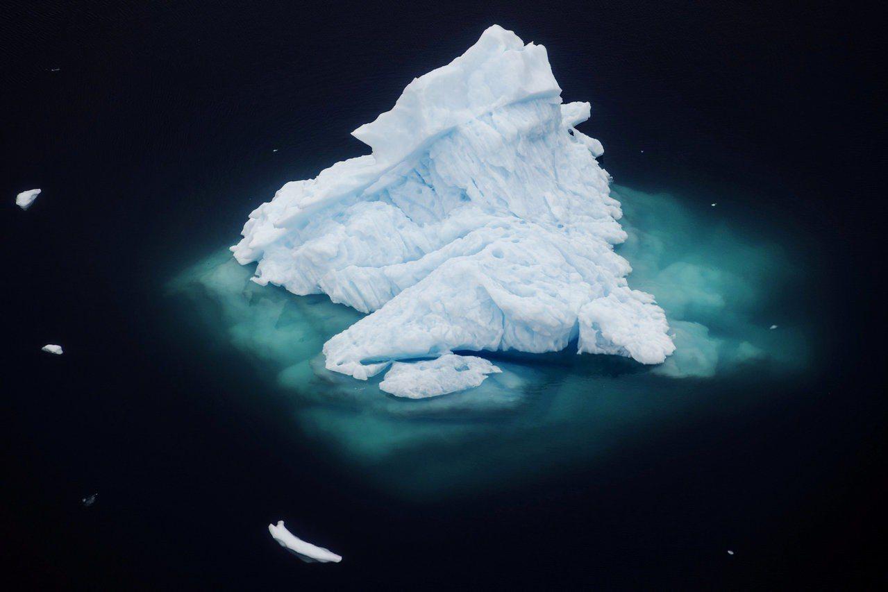 海洋暖化加速,科學家嚇壞。 路透社