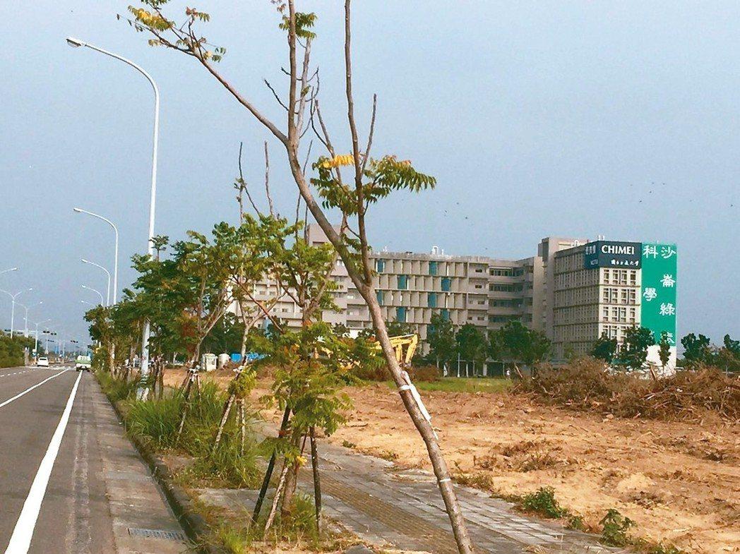沙崙綠能科學城。 台灣房屋土帝公特許加盟店/提供