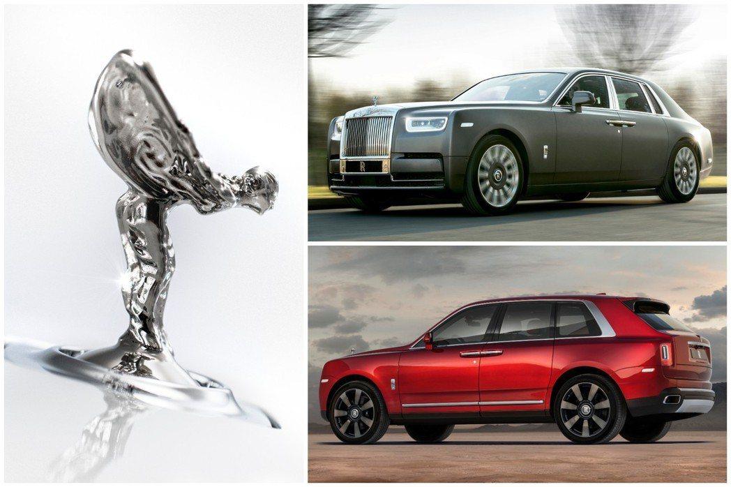 Rolls-Royce在2018年銷量達到品牌成立115年之最。 摘自Rolls-Royce