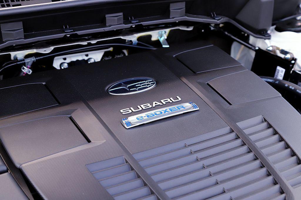 Subaru Forester e-BOXER搭載新2.0L水平對臥引擎,最大馬...