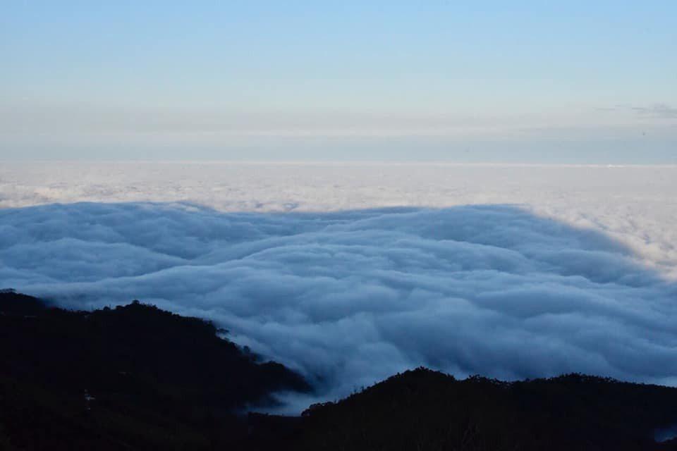 身兼台灣生態學會雲林工作站長、華南國小校長的陳清圳,閒暇時喜歡拍照,最近他拍下雲...