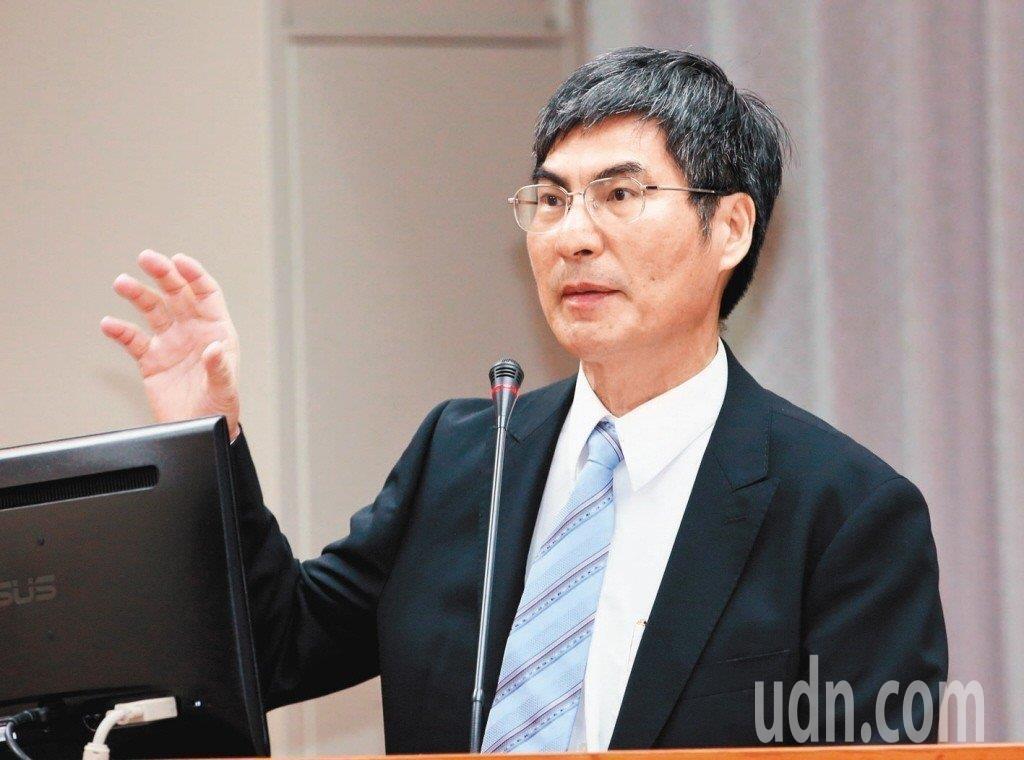 科技部長陳良基將轉任教育部長。 聯合報系資料照/記者黃義書攝影