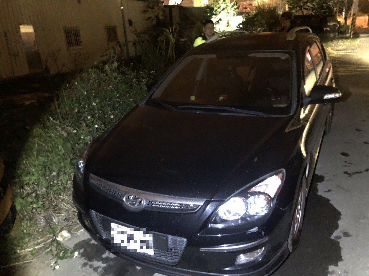 朱嫌專挑路邊停車下手,警方已經清查出他涉及16件竊案。記者鄭國樑/翻攝