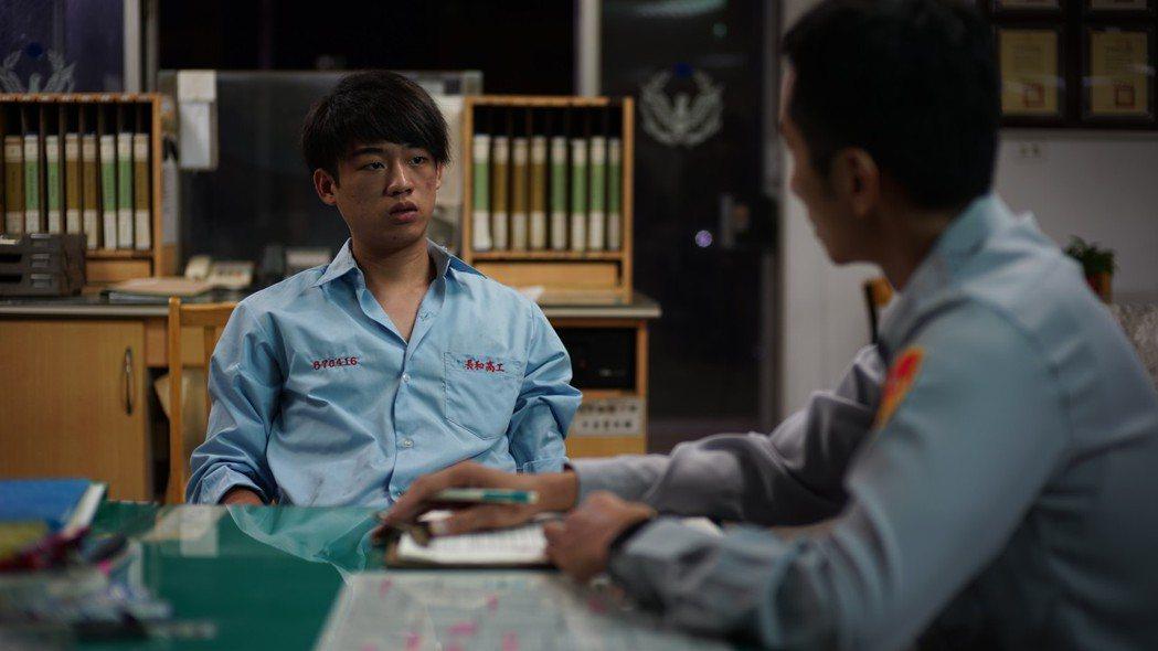 謝章穎自從金馬獎之後,再度以「幸福城市」提名亞洲電影大獎最佳新演員獎。圖/牽猴子...