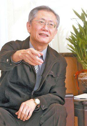 新世代金融基金會執行長 蕭長瑞