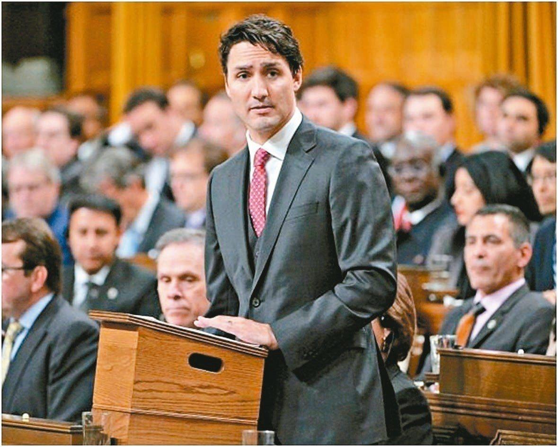 大陸在孟晚舟事件後,逮捕加拿大前外交官康明凱,加拿大總理杜魯多十一日指責北京未尊...