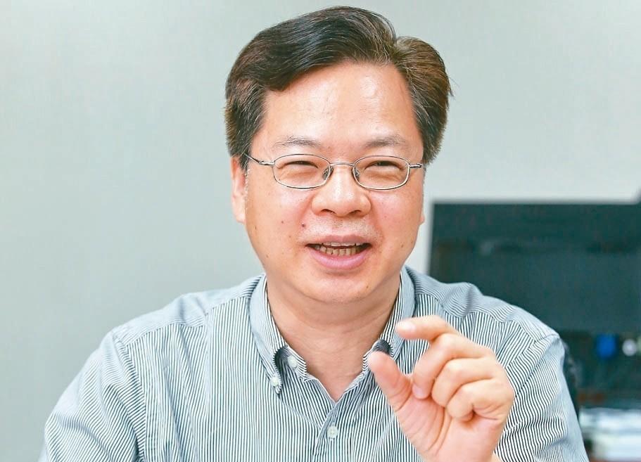 行政院政務委員龔明鑫。 圖/聯合報系資料照片