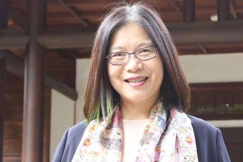 民進黨立委管碧玲。 圖/聯合報系資料照片