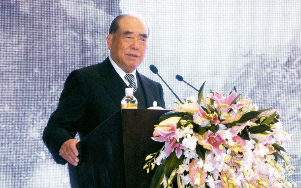 郝柏村是近30年來首位軍人出身的閣揆。圖/聯合報系資料照片
