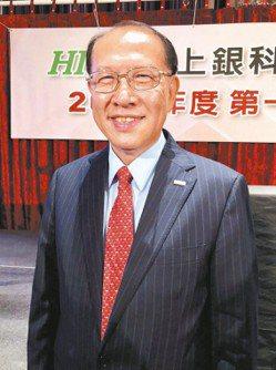 上銀董事長卓永財 (本報系資料庫)